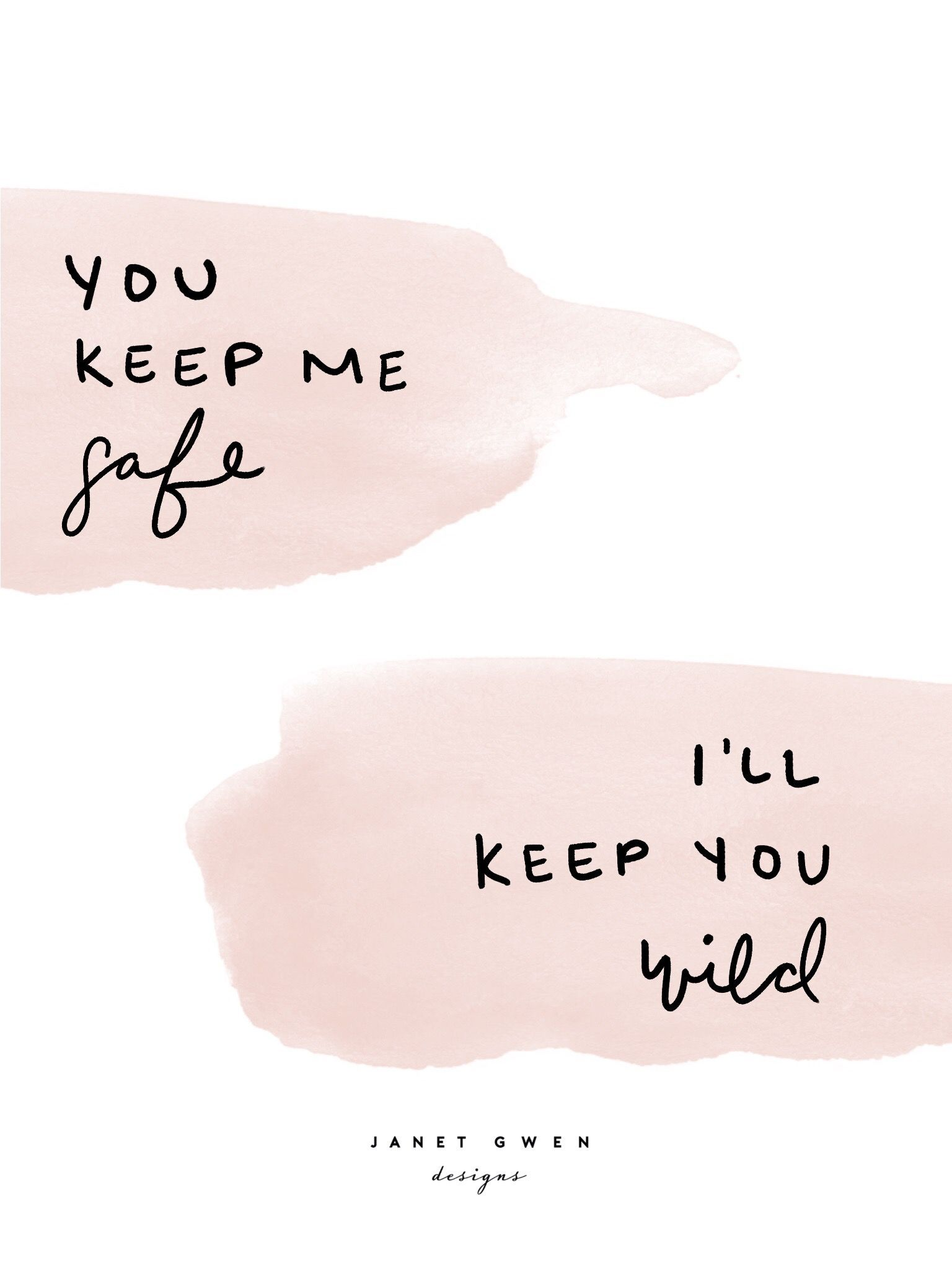 You Keep Me Safe Ill Keep You Wild Where The Wild Things Are Rose