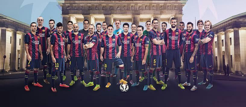 #ChampionsLeague @FCBarcelona jugará la gran final del 6 de junio en Berlín.