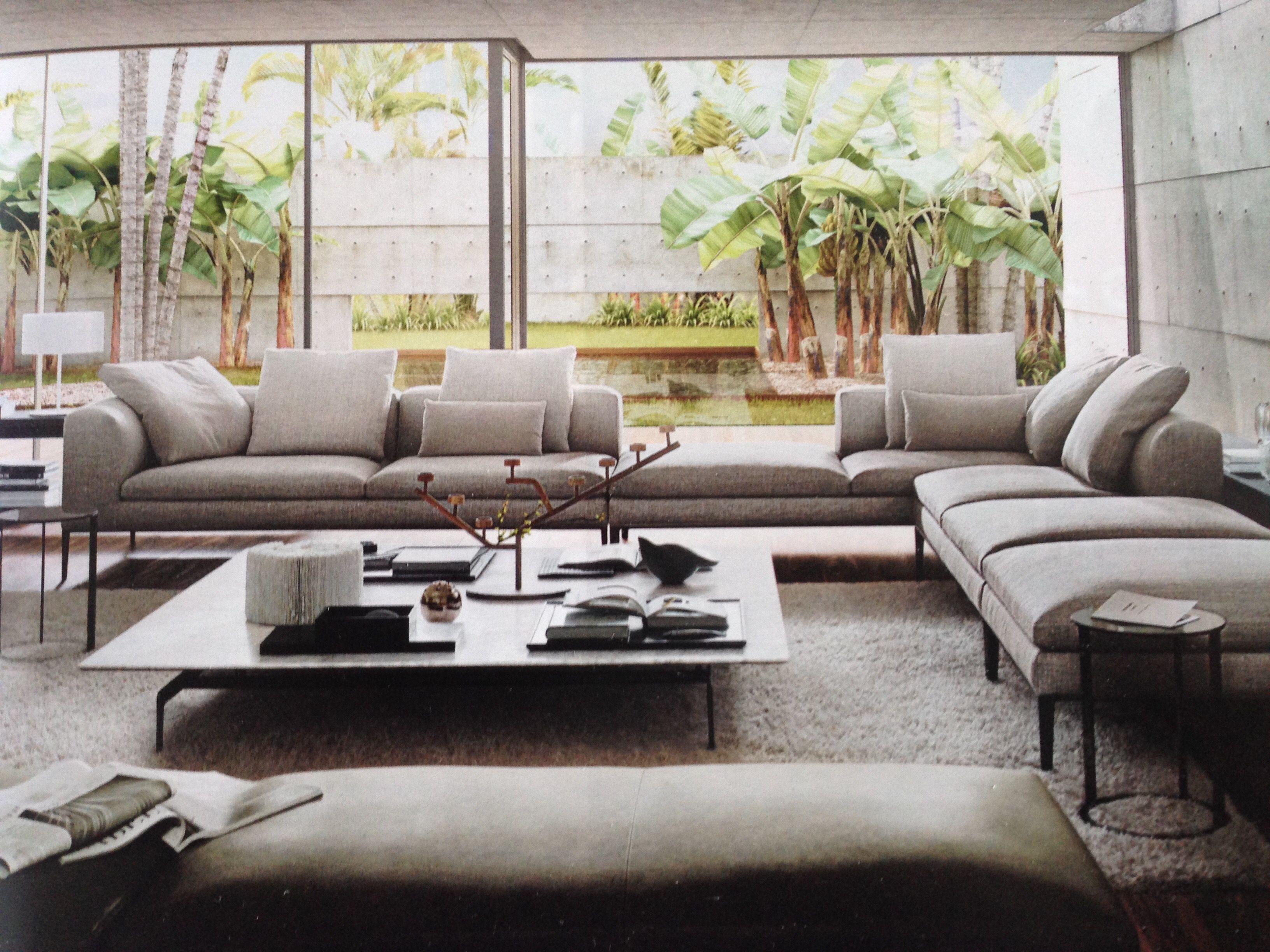 Wohnzimmer modernes set for Wohnzimmer italienischer stil