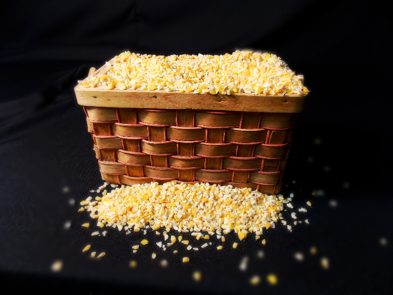 malting cracked corn for moonshine