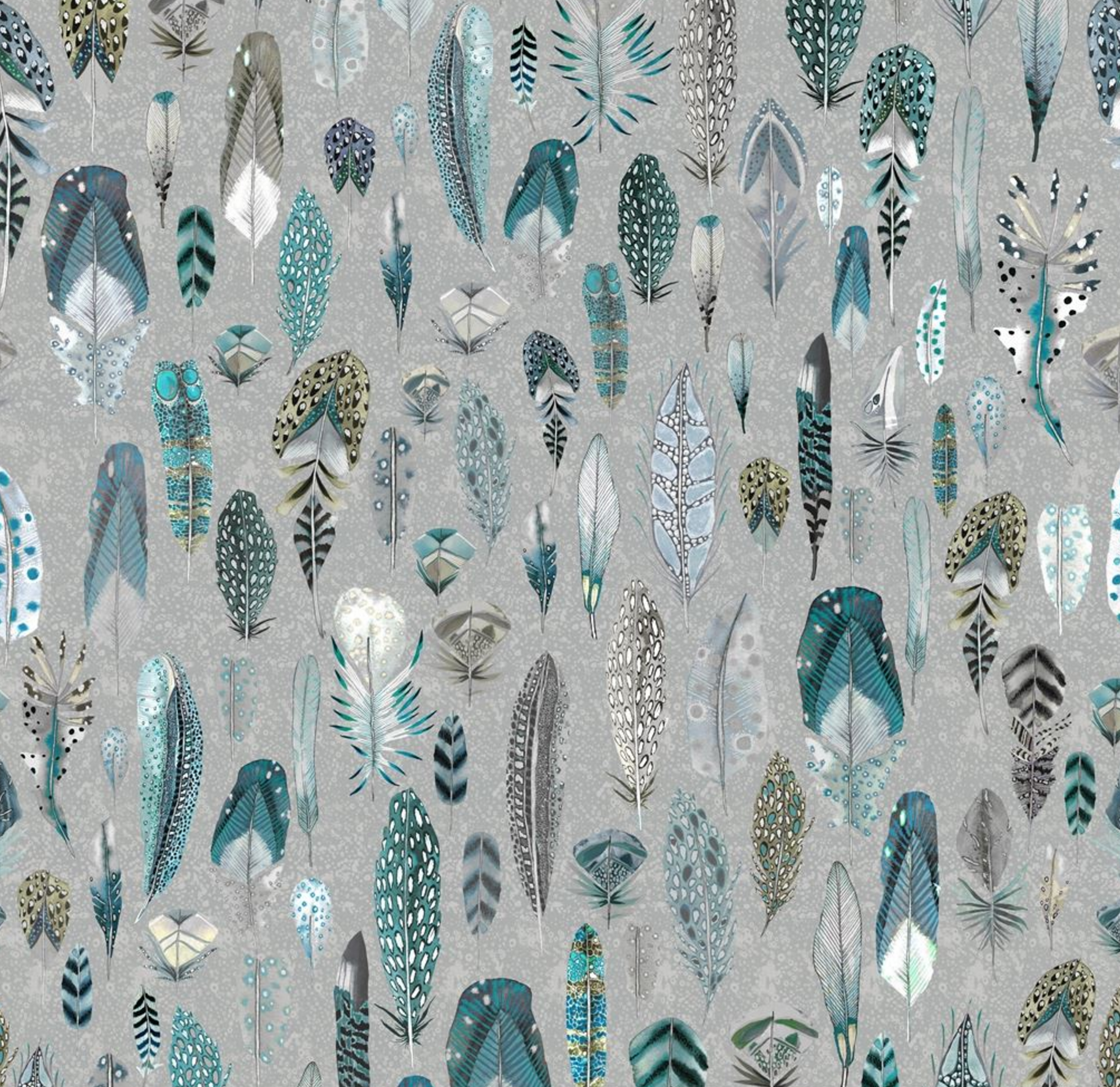 Quill Fabric Swatch Duck egg blue curtains, Duck egg