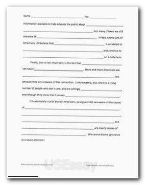 Full essays