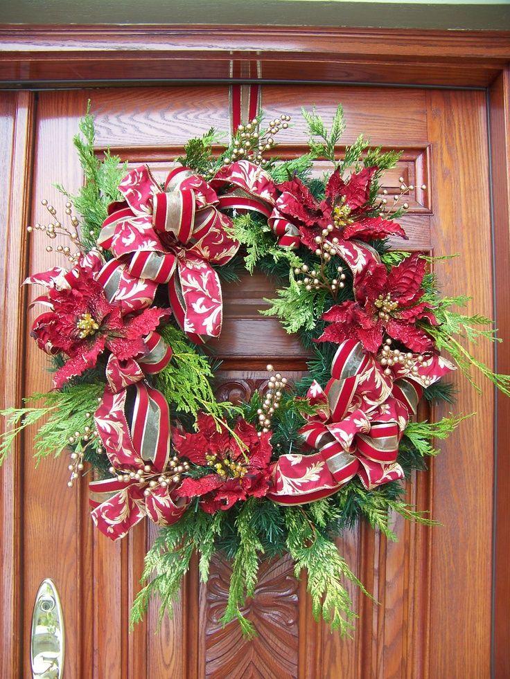 Do it yourself christmas wreaths christmas wreath do it yourself do it yourself christmas wreaths christmas wreath do it yourself crafts pinterest solutioingenieria Images
