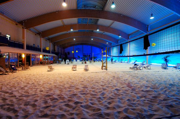 30+ Beach Center ideas | indoor beach, beach volleyball, beach
