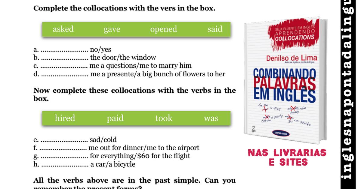 Textos para Treinar Inglês.pdf   Inglês   Pinterest   Aula