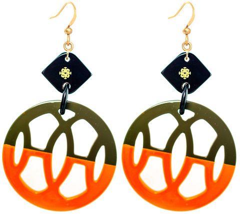Fish Icon Earrings