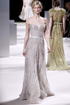 #Dress Me Ellie Saab Spring 2011 Haute Couture