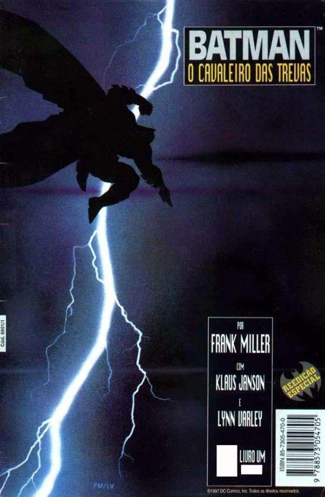 Batman O Cavaleiro Das Trevas De Frank Miller Frank Miller