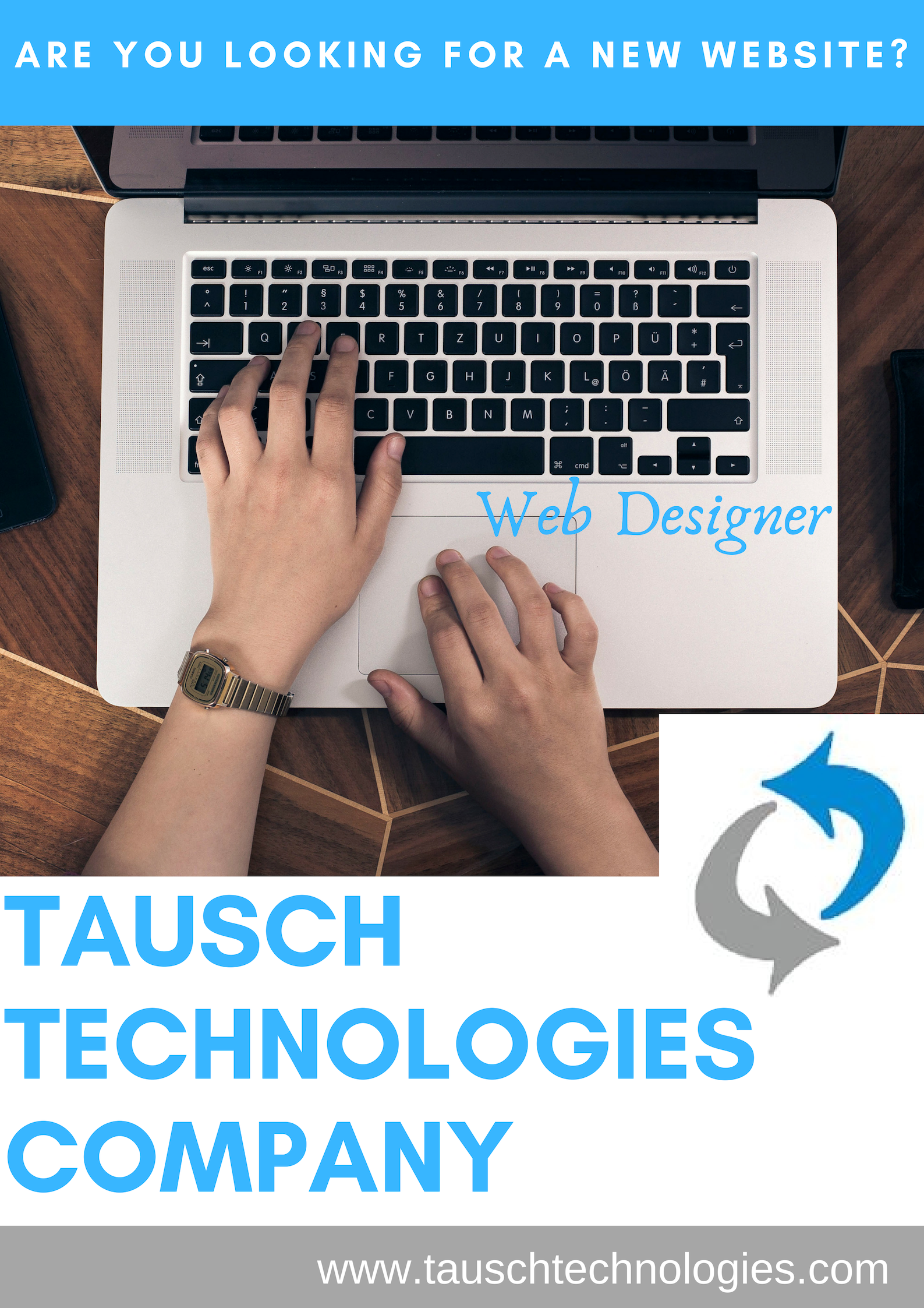 Tausch Technologies Is An It Solutions And Services Company In Hyderabad Web Designing Development Digit Web Design Services Creative Web Design Web Design