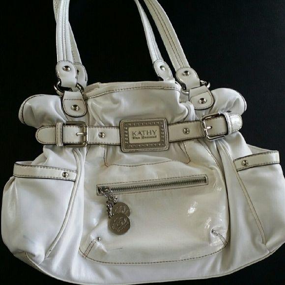 Spotted while shopping on Poshmark: Kathy Van Zeeland bag! #poshmark #fashion #shopping #style #Kathy Van Zeeland #Handbags