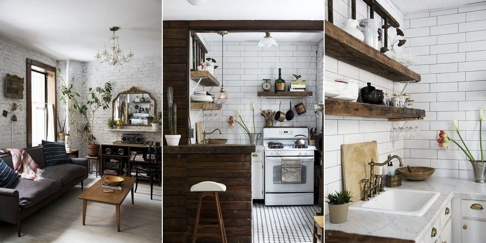 A Small Space Makeover in Downtown Manhattan   The City Life ...