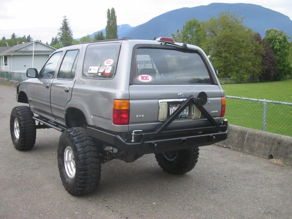 Rear Jpg 1024 768 Toyota Runner Toyota 4runner 4runner