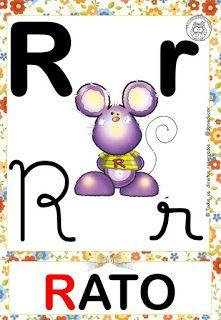 Alfabeto De Parede 4 Tipo De Letras Atividade Alfabeto