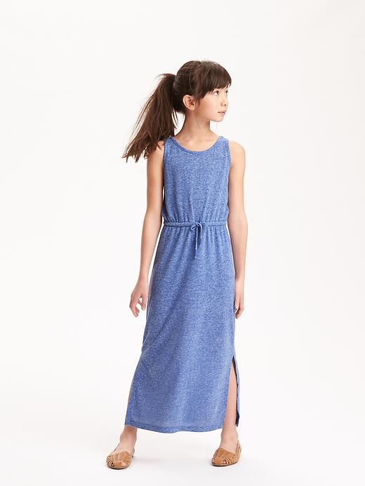 Tank Maxi Dress for Girls - try this with the True Bias Mini ...