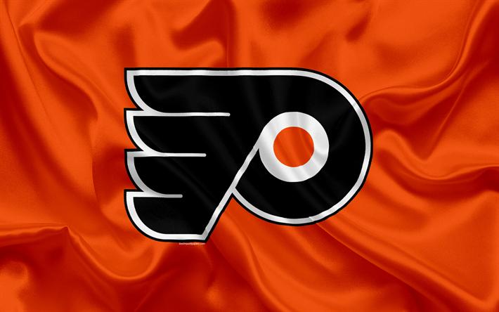 Download wallpapers Philadelphia Flyers, hockey club, NHL, emblem, logo,  National Hockey League, hockey, Philadelphia, Pennsylvania, USA, Eastern  Conference bes… | Flyers hockey, Philadelphia flyers, Philadelphia flyers  hockey
