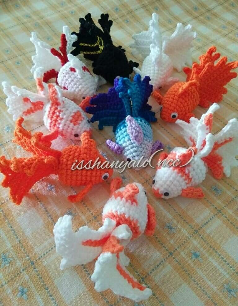 Pin by Kim Reighter on Crochet Fish | Pinterest | Crochet fish and ...