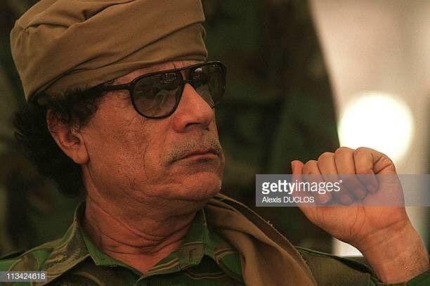War crime: Gaddafi, his son and over 60 loyalists
