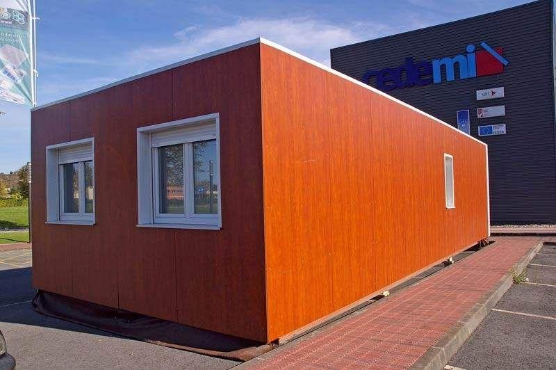 Pin en viviendas - Contenedores casas prefabricadas ...
