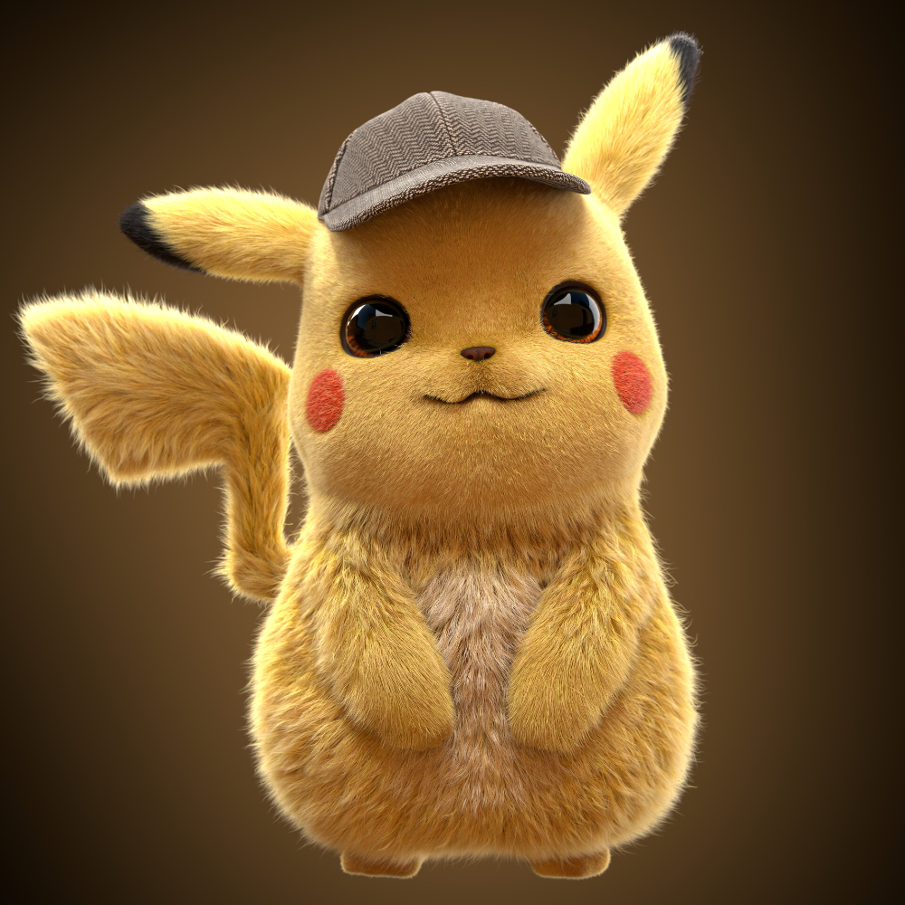 Detective Pikachu 2019 Pikachu Png By Mintmovi3 Pikachu Banner Background Images New Background Images