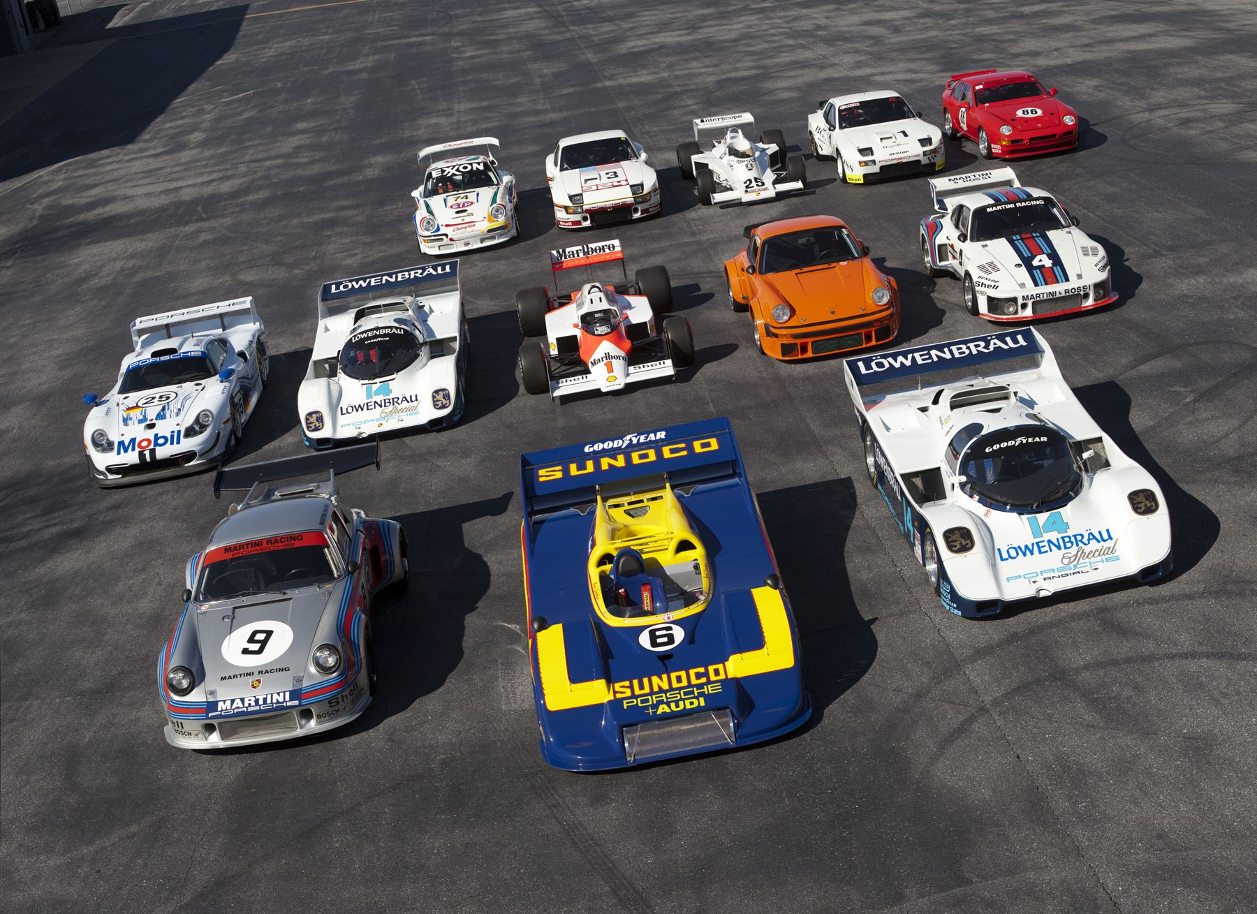 Porsche The Perfect Race Car To Be Hemmings Daily