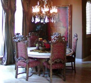 Gothic Dining Room  Wall Art  Architecture  Home Decor Mesmerizing Dining Room Wall Art Inspiration