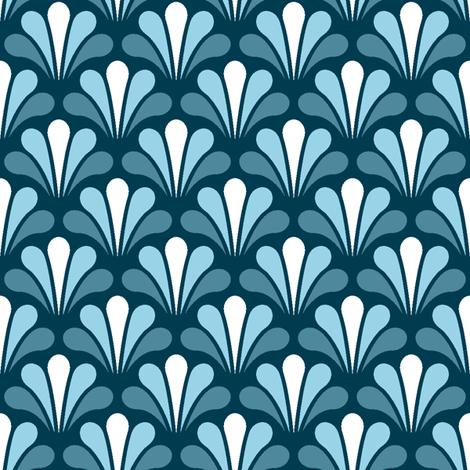 Colorful fabrics digitally printed by Spoonflower - splash ...