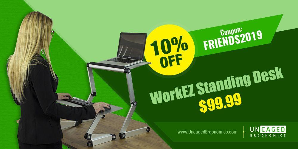 Workez Standing Desk Simple Standing Desk Standing Desk