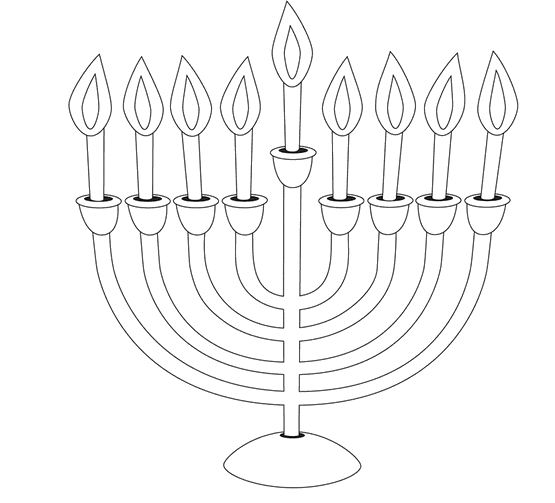 Menorah Coloring For Kids Manorah Coloring Pages Kidsdrawing Free Coloring Pages O Free Printable Coloring Pages Hanukkah Crafts Printable Coloring Pages