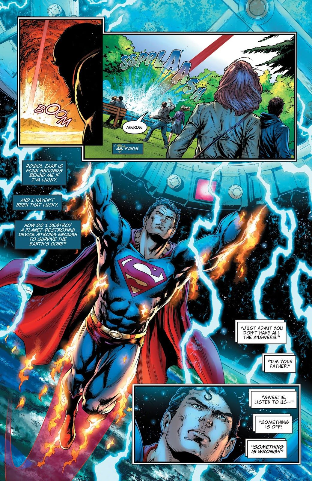 The Man Of Steel 2018 Issue 6 Read The Man Of Steel 2018 Issue 6 Comic Online In High Quality Superman Art Man Of Steel Comic Book Pages