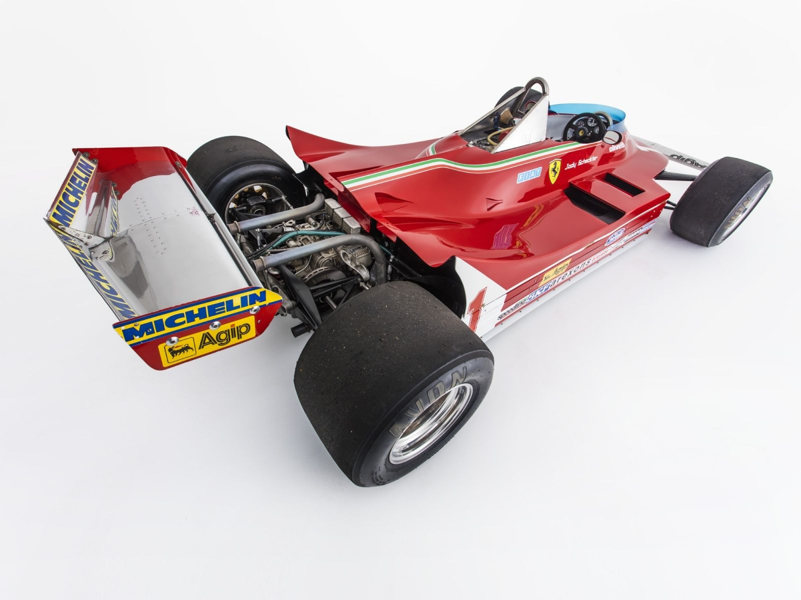 1980 Ferrari 312 Boxer F1 - 312 T5 | Classic Driver Market ...