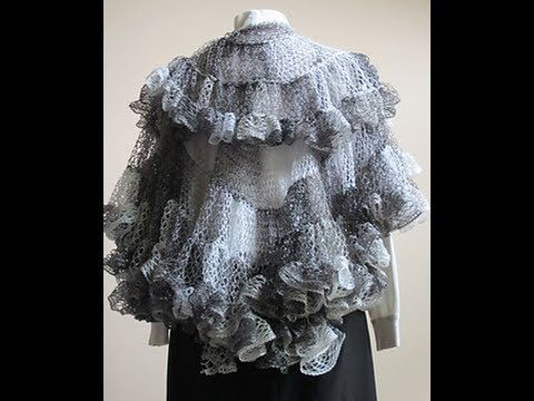 ▷ Nautilus Shawl Right Handed Version - YouTube LOL by Amy Shelton ...