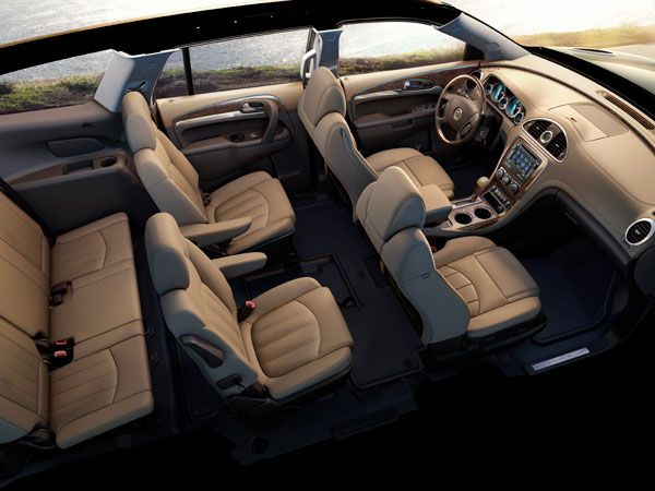 Sun Protection For Your Car Gm Tests Interior Of Buicks Buick
