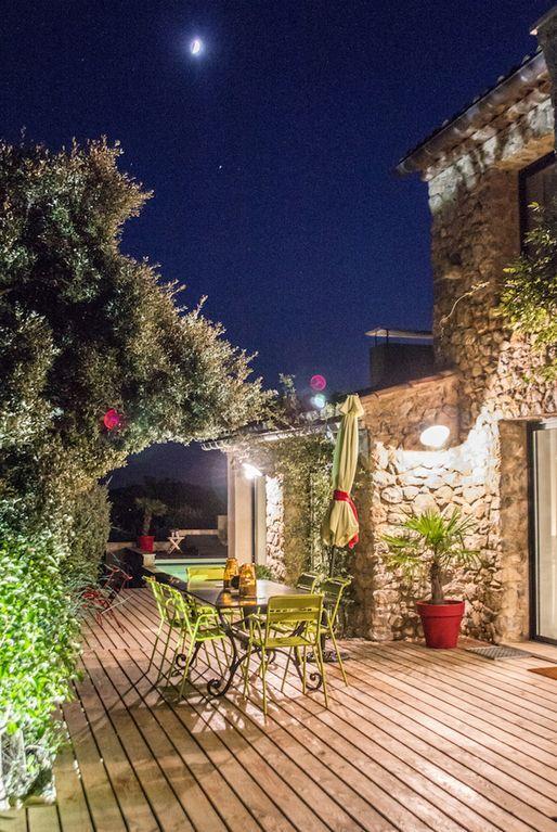 Mérindol-les-Oliviers, Maison de vacances avec 3 chambres pour 6 - maison de vacances a louer avec piscine