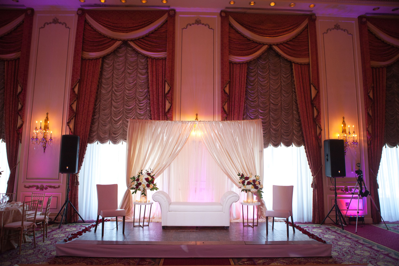 Pink Lotus Events Boston Indian Wedding Planner Taj Boston Wedding Muslim Wedding Reception
