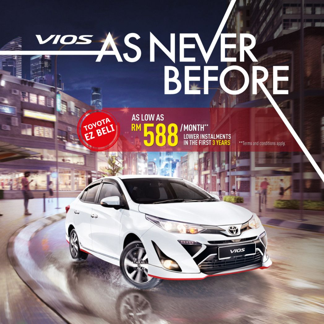 10 Wallpaper Toyota Vios 2020 Malaysia Price in 2020