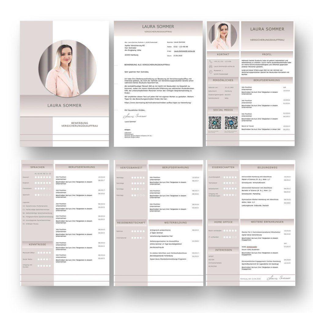 Bewerbung Muster Vorlagen Kostenlos Zum Download 5