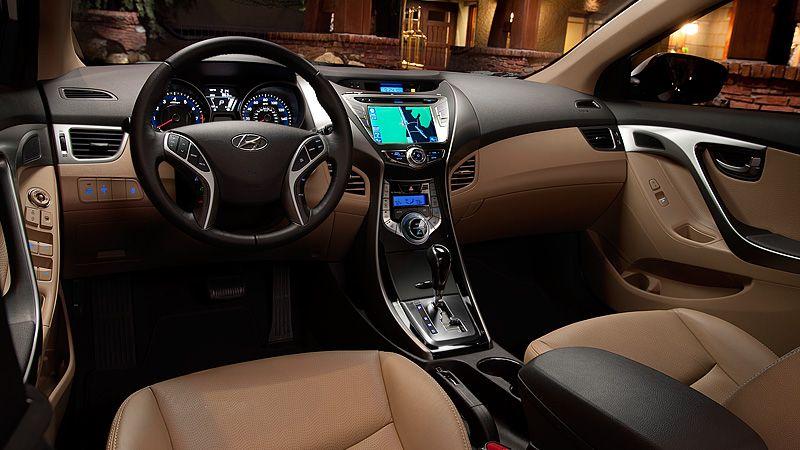 Elantra Interior Elantra Hyundai Elantra Hyundai