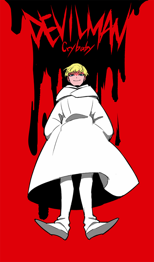 Https Twitter Com Souki Ddsat Status 951421571318497286 Devilman Crybaby Cry Baby Anime