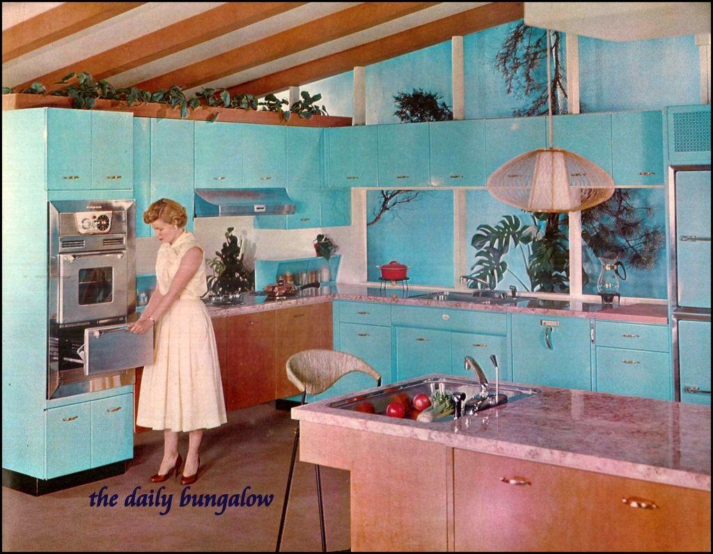 Modern Steel Kitchens Antiquehome Org Vintage Kitchen Kitchen Design Interior Design History