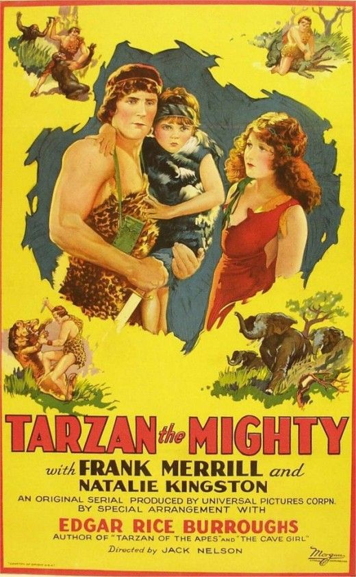 Watch Tarzan the Mighty Full-Movie Streaming