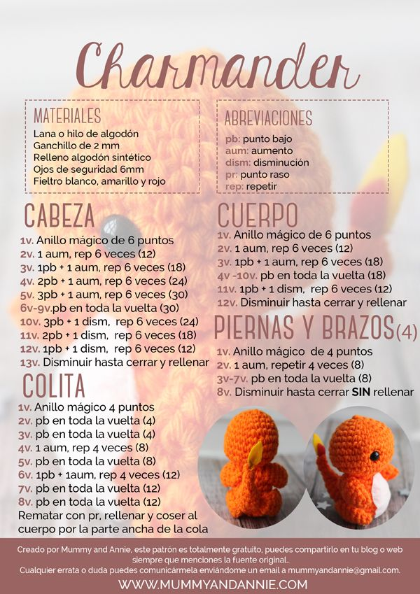 Ganchillo - Ideas DIY | Crochet | Pinterest | Amigurumi, Crochet and ...