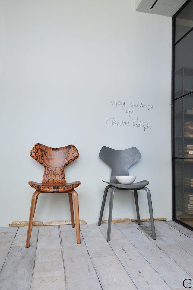 Fritz Hansen   Milan Design week 2015   Color   Texture   Material ...