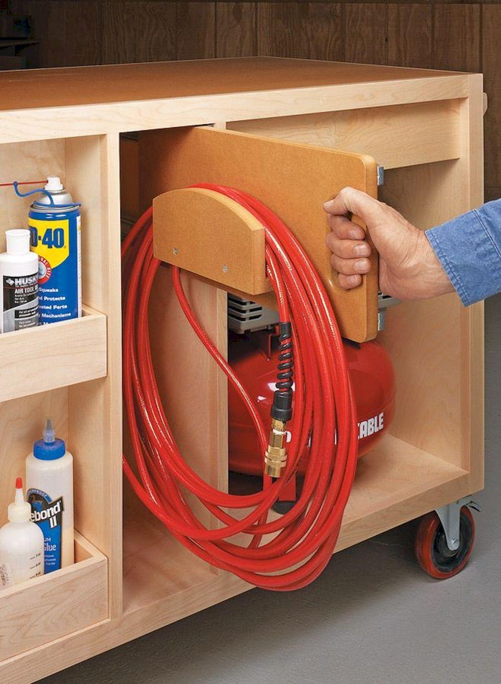 60 clever garage organization ideas tool storage on clever garage organization ideas id=27395