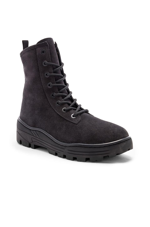 72e392d147222 YEEZY SEASON 6 SUEDE COMBAT BOOTS.  yeezy  shoes