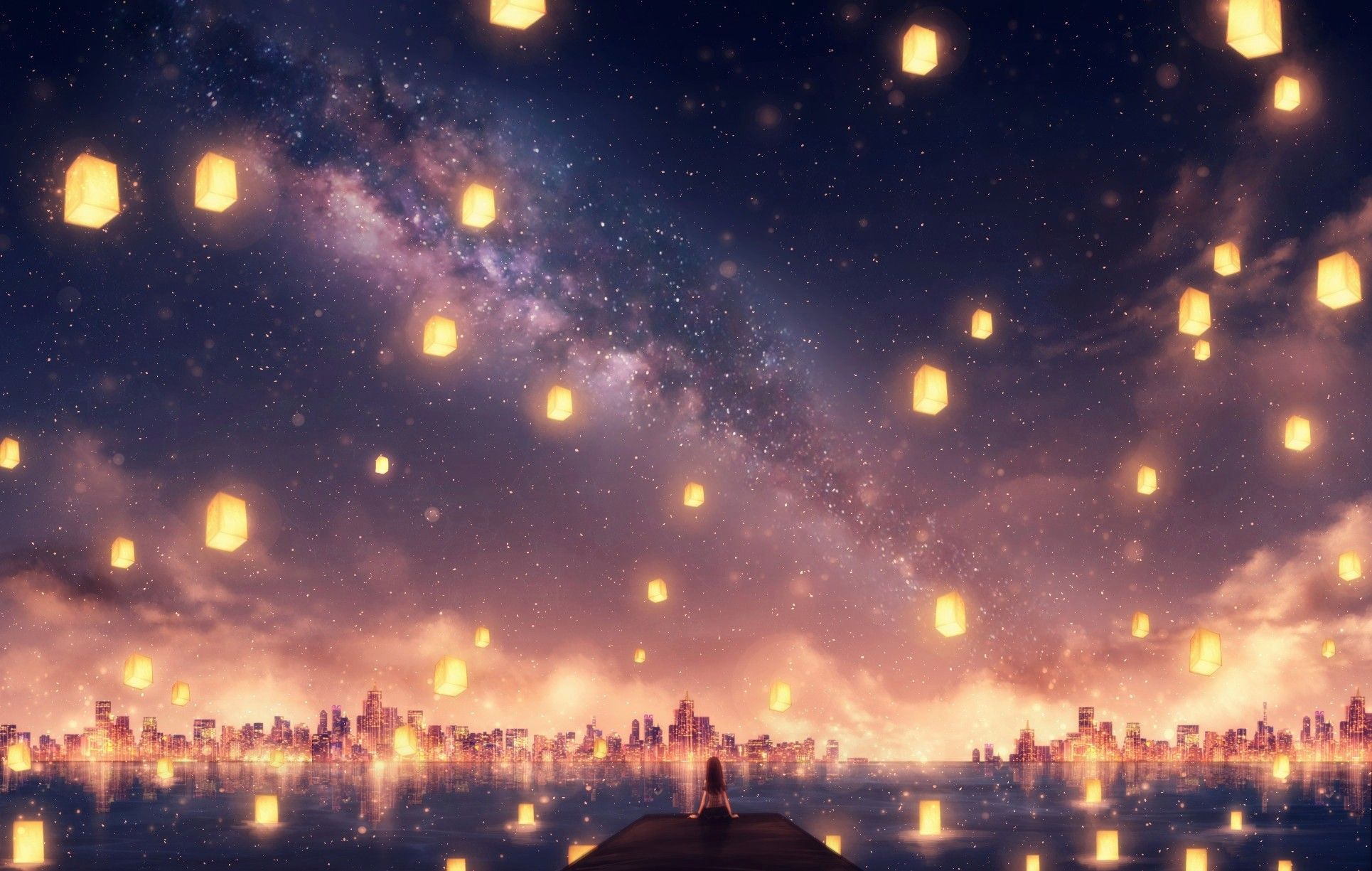 Pin By Alli Kat On And That S Who I Am Anime Scenery