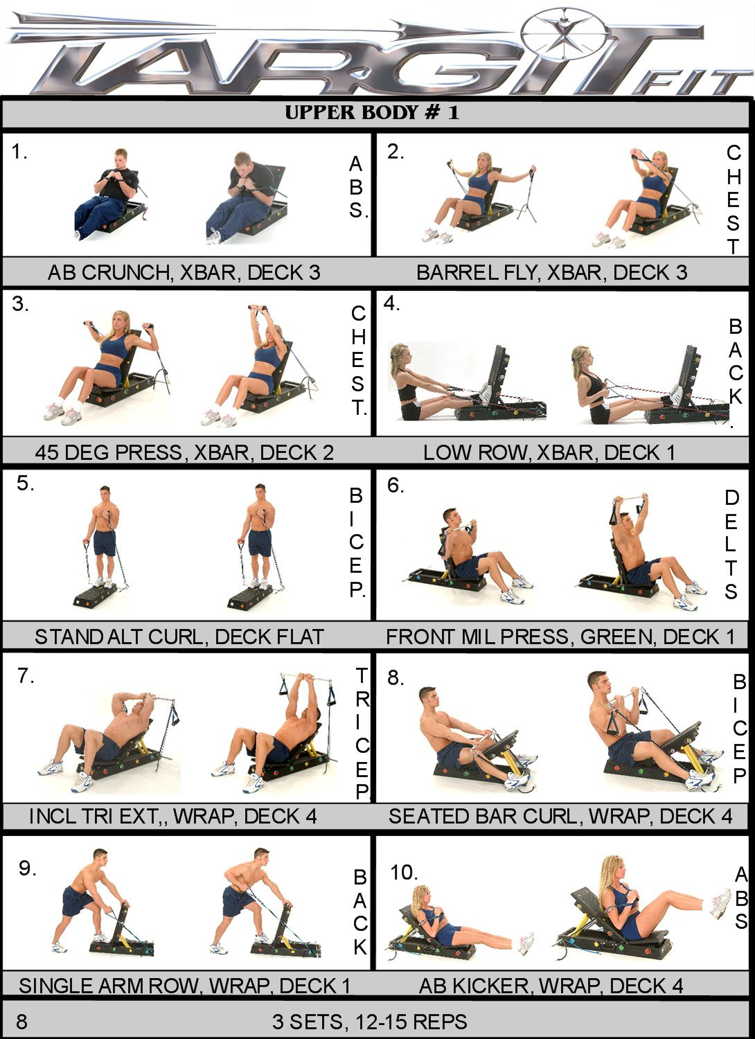 image regarding Spartacus Workout Printable named Pin upon All overall body routines
