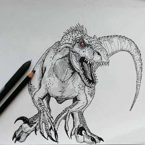 Resultado de imagen para indoraptor jurassic world 2 | Jurassic Park ...