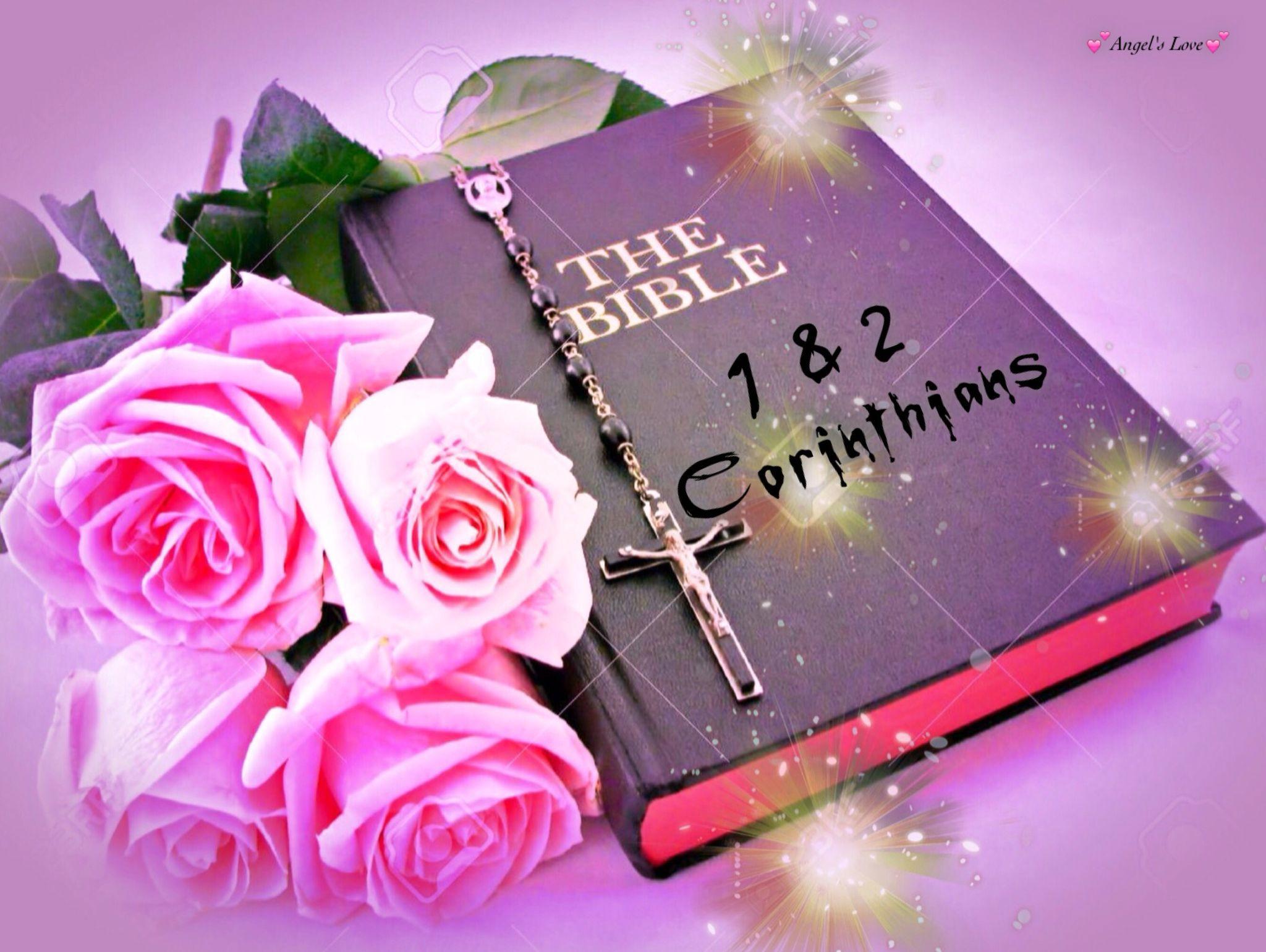 Bible Scripture from 1 & 2 Corinthians