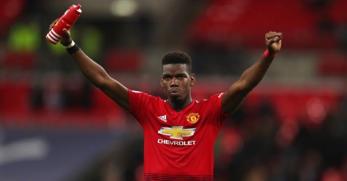Manchester United midfielder Paul Pogba says he is enjoying more freedom under Ole Gunnar Solskjaer than he had under Jose Mourinho.  The Frenchmans form has improved markedly since Solskjaer was made caretaker boss and he says it is because he has been given license to attack.  I play a bit further forward and Ive got the security behind me Pogba told reporters at Wembley after helping United to a 1-0 win over Tottenham on Sunday. Hes giving me the freedom of going forward to shoot and to be forward with the three forwards.  Paul Pogba says he is enjoying playing football again under Manchester United caretaker boss Ole Gunnar Solskjaer. Catherine Ivill/Getty Images Pogba was left on the bench for Mourinhos final three league games in charge before returning to play a central role under Solskjaer. His struggles under Mourinho prompted speculation he could seek a move away from United and he admits a prolonged period on the fringes of the team would have been hard to take.  During the past few months before the coach came back I was benched and a football player on the bench Im not sure if he can accept that said Pogba. Now Im taking pleasure again I play again Im doing what I love so its normal. And were winning so indeed we play with a smile always.  Solskjaer is now joint-favourite to get the job permanently after victory over Spurs at Wembley. The 45-year-old was initially brought in to steady the ship after a tumultuous spell under Mourinho and he has been able to get the best out of Pogba having worked with the World Cup winner when he was reserve team coach at Old Trafford between 2008 and 2010.  Its a pleasure to see him again Pogba said. I know him from the academy the reserves.  Hes doing a great job hes been a player he knows the mentality of this club and he came to help us and boost us and hes doing a great job at this although the seasons still long and its not over.