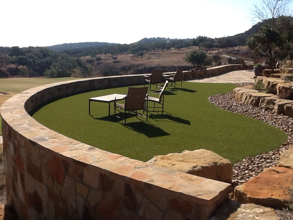 """Say """"NO"""" to maintenance and enjoy your backyard with"""